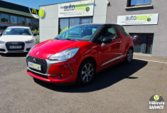 DS DS3 1.2 PURETECH 110 CH SO CHIC