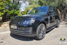 LAND ROVER RANGE ROVER  P 525 CH AUTOBIOGRAPHY