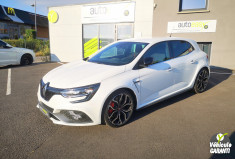 RENAULT MEGANE 4 RS 280 CH CHASSIS CUP VID OK