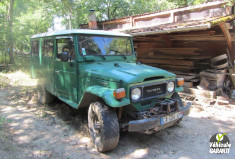 TOYOTA LAND CRUISER HJ45 COLLECTION