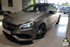 MERCEDES CLASSE A 220d fascination pack AMG