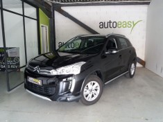CITROEN C4 1.6 HDI 115 Air Cross premiere main Cam