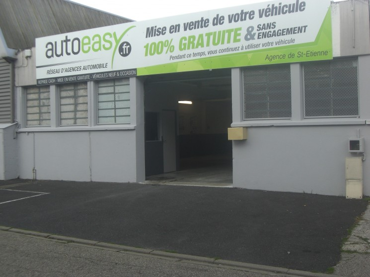 Agence AutoEasy St-Etienne