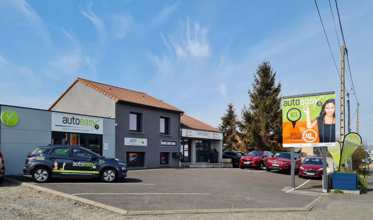 Agence AutoEasy Clermont-Ferrand Sud