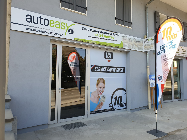 Agence AutoEasy Annecy